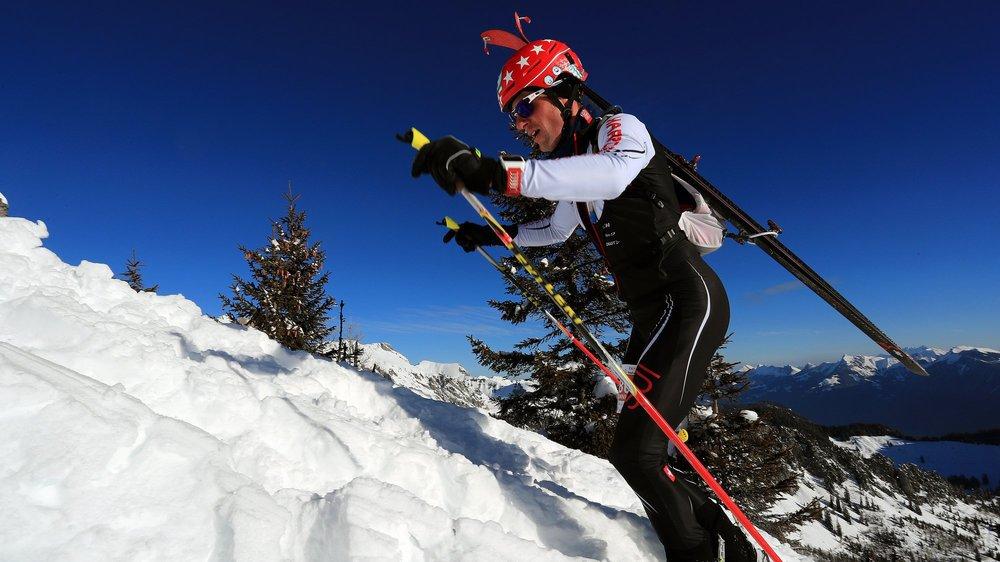 Yannick Ecoeur cessera la compétition de ski alpinisme au plus haut niveau au terme de la saison.