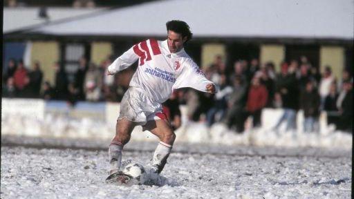 Aurelio Vidmar, l'un des grands coups du FC Sion sur le marché d'hiver des transferts, s'était adapté sans problèmes aux conditions de jeu du championnat de Suisse.