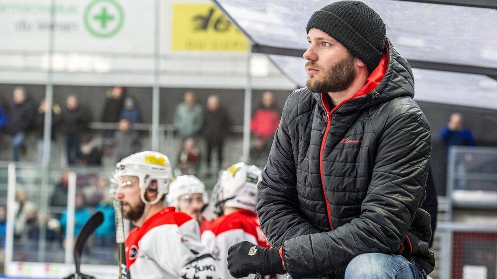 La saison dernière, Yves Constantin et le HCV Sion II avaient atteint la finale des play-off face au HC Red Ice.