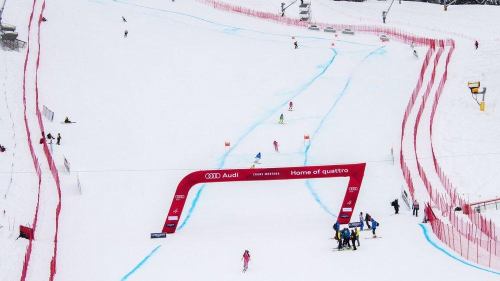 Le bas de la Nationale sera doté d'un éclairage provisoire et de quelque 60 à 70 portes de slalom.