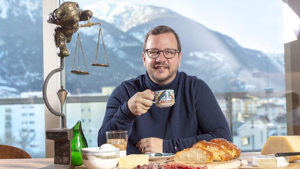Philipp Matthias Bregy, nouveau conseiller national valaisan PDC .