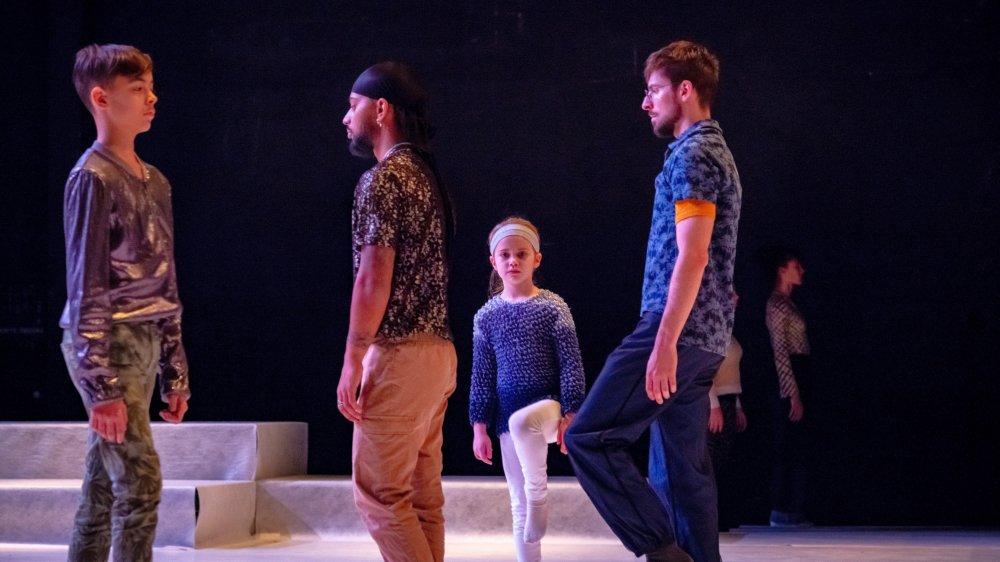 Avec «Dream City», qui sera joué les 21, 22 et 23 janvier au Théâtre du Crochetan à Monthey, la chorégraphe Rafaële Giovanola propose un spectacle basé sur le respect de la différence.