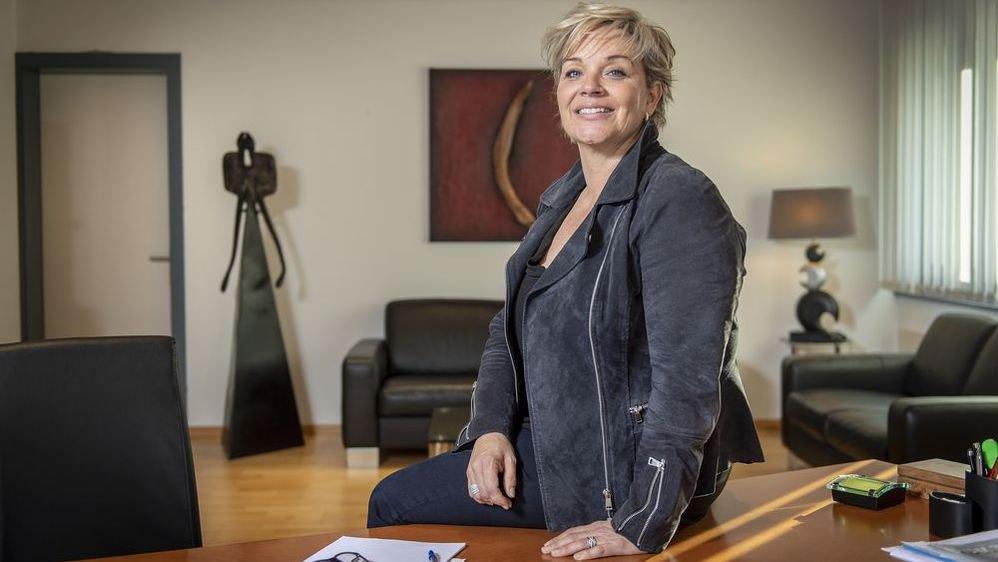 Géraldine Marchand-Balet ne sera pas candidate à sa réélection au Conseil national