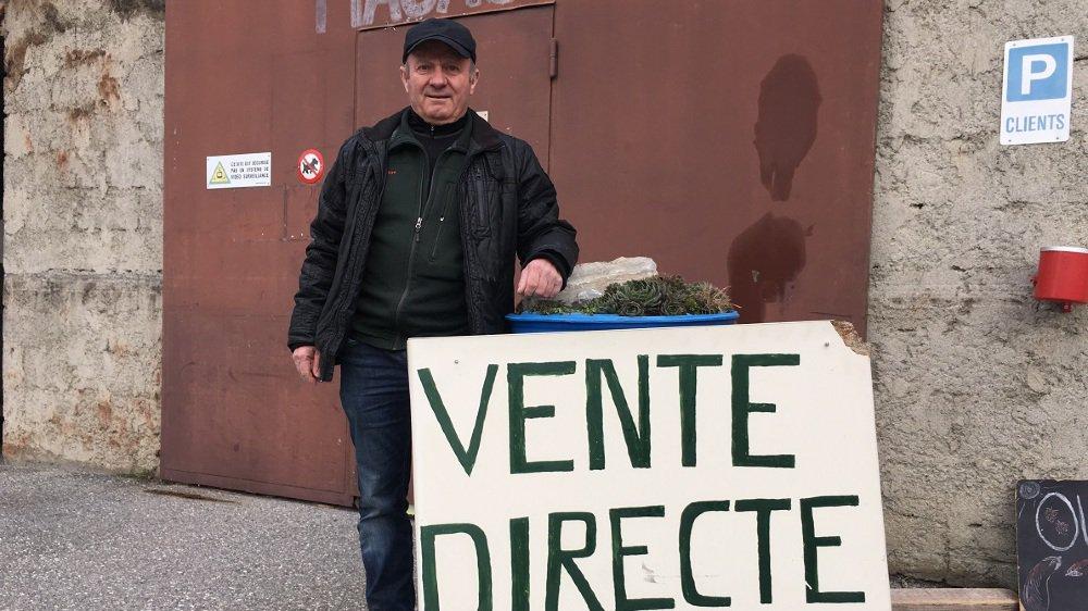 Maurice Dussex craint que les générations futures soient prétéritées en cas d'acceptation de l'initiative des jeunes verts.