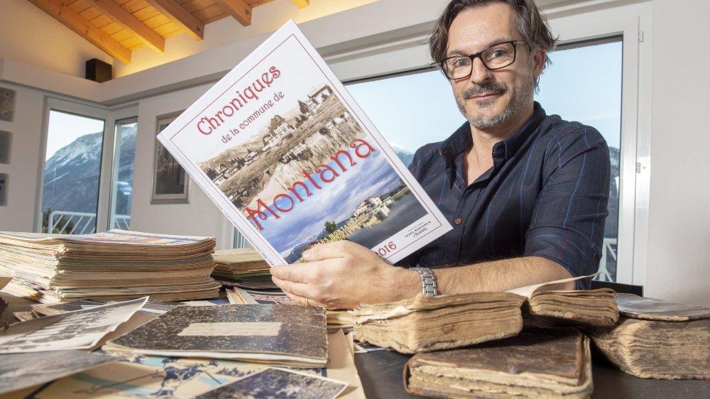 Il aura fallu près de 4000 heures de recherche et d'écriture à Pascal Rey pour réaliser son ouvrage.