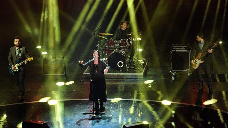 Musique: les Cranberries vont sortir un album hommage à leur chanteuse Dolores O'Riordan