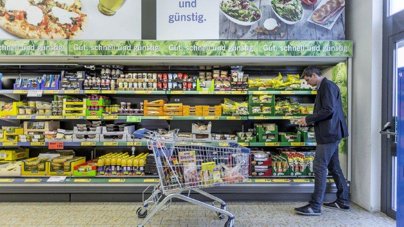 En Suisse, les produits prêts à consommer, tels que les salades parées et lavées, sont de plus en plus populaires. (Archives)