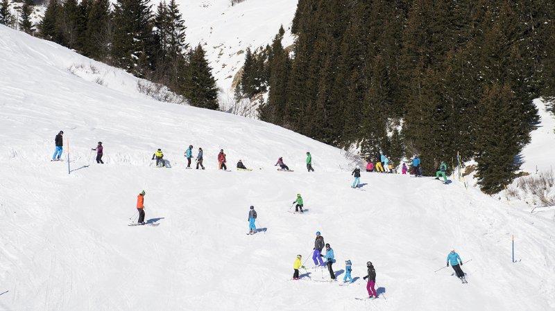L'accident s'est produit sur le domaine skiable de Lenk, dans l'Oberland bernois.