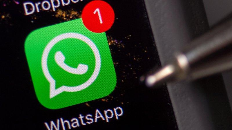 Réseau social: WhatsApp limite le partage de messages pour lutter contre «l'infox»