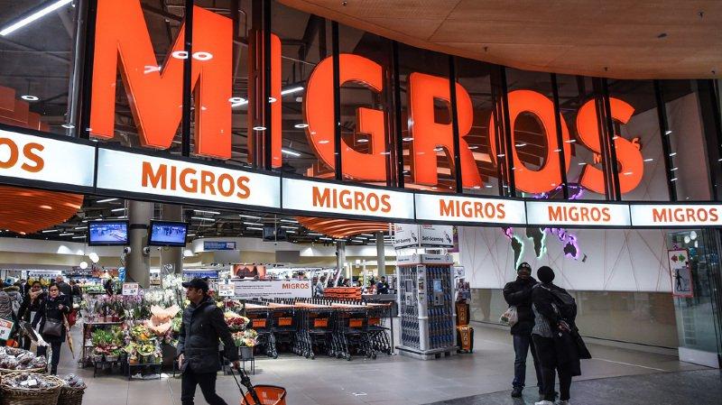 Commerce de détail: Migros enregistre un chiffre d'affaires de 28,4 milliards de francs en 2018