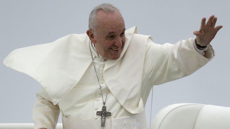 """Journées mondiales de la jeunesse: le pape François appelle les jeunes à la """"révolution"""""""