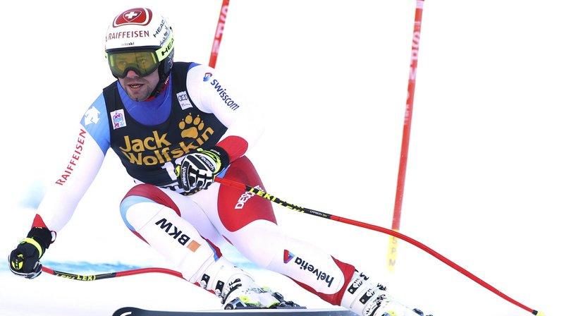 Ski alpin: trois Suisses dans le top 10 du super-G de Bormio, la victoire pour Paris