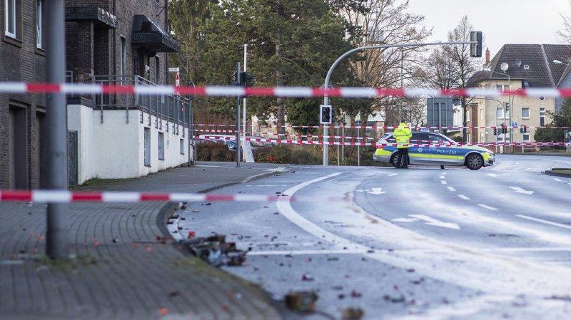 Attaque xénophobe en Allemagne: un automobiliste fonce sur des passants, 4 blessés