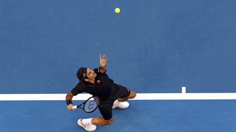 Federer démarre 2019 en douceur — Hopman Cup