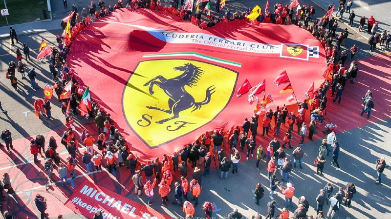 Schumi a marqué durablement l'histoire de l'écurie Ferrari.
