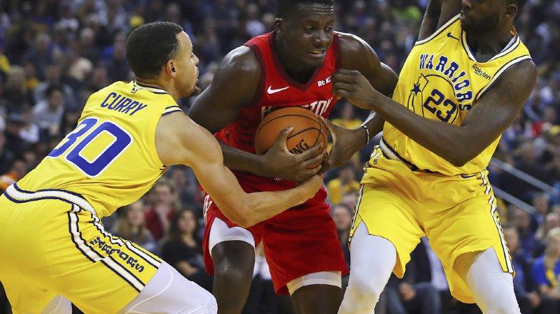 Basketball: le Genevois Clint Capela dépasse pour la première fois la barre des 30 points en NBA