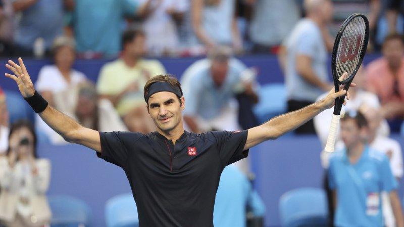 """Roger Federer: """"On ne doit pas me dorloter dans la ouate, je suis ouvert à la critique"""""""