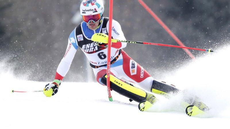 Daniel Yule termine 9e et meilleur Suisse de l'épreuve.
