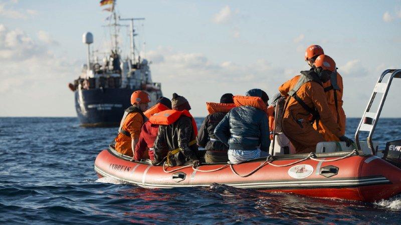 Migrants sauvés en mer: Malte accepte d'accueillir les deux bateaux des ONG allemandes