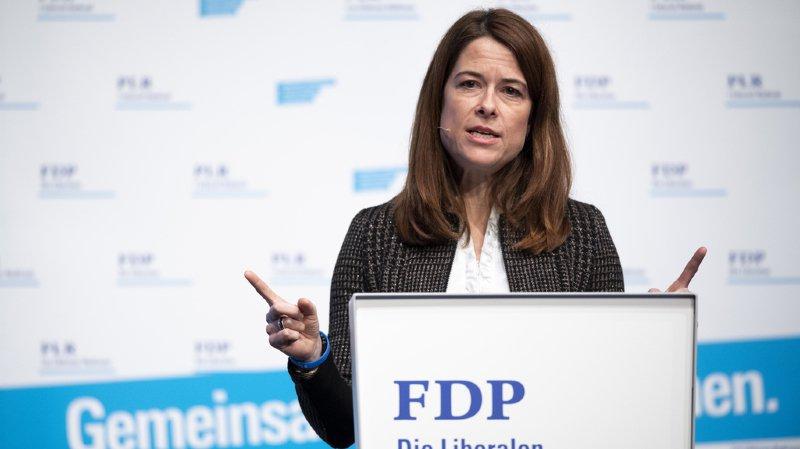 Affaire Maudet: le PLR suisse continue de demander la démission du conseiller d'Etat