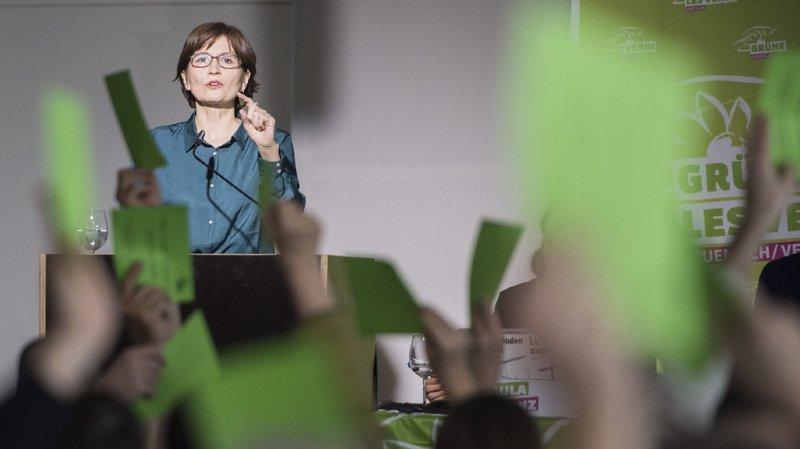 Élections fédérales de 2019: réunis en assemblée, les Verts lancent leur campagne