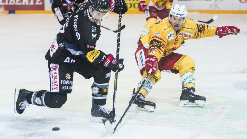 Hockey – National League: Fribourg concède une défaite 3-1 contre les Langnau Tigers