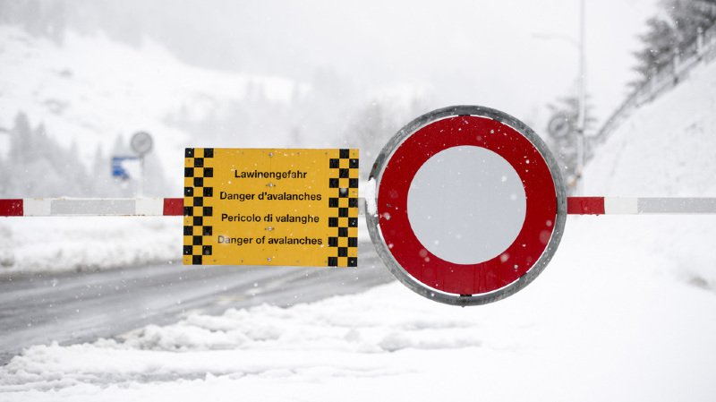 Le danger d'avalanches reste présent.