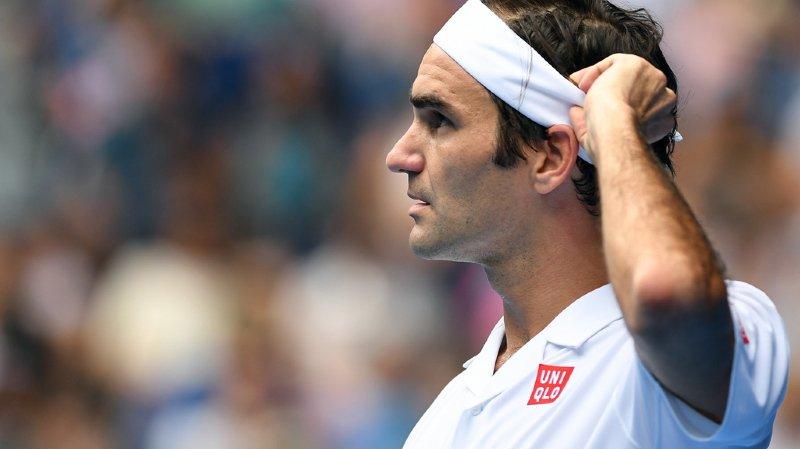 """Tennis - Open d'Australie: """"Tous les feux sont au vert"""", assure Roger Federer"""