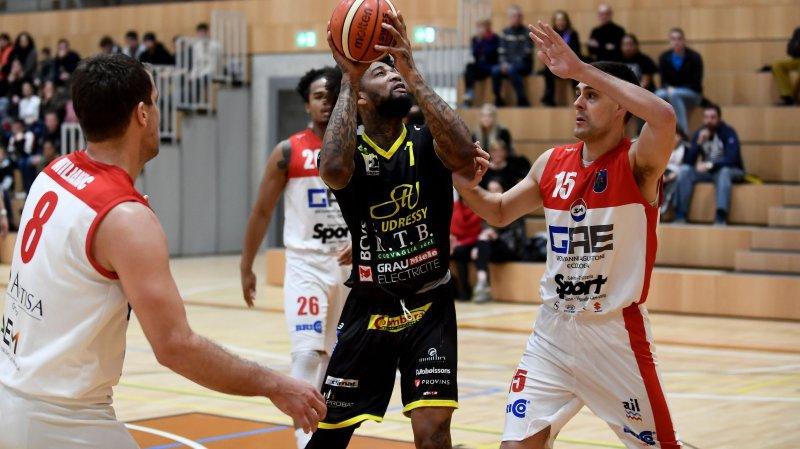 Basketball: le BBC Monthey perd un match qu'il devait gagner