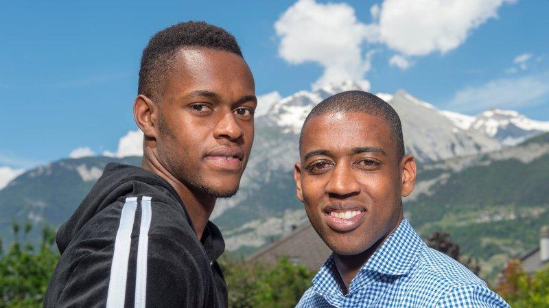 Football: Gelson Fernandes vainqueur avec l'Eintracht Francfort, Edimilson Fernandes expulsé avec la Fiorentina
