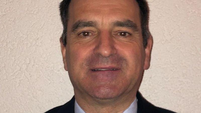 Hervé Roh prendra ses fonctions au 1er mai 2019.