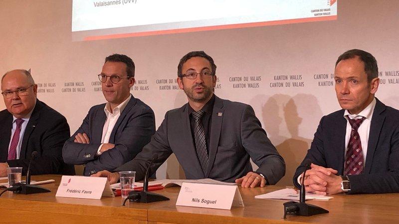 L'Etat du Valais crée un nouvel outil pour la fusion des communes