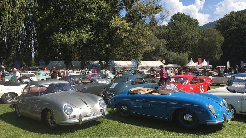 Lors de son édition 2016, le VW Porsche Classic Sion avait accueilli près de 7000 visiteurs.