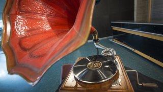 Foire aux disques vinyles au CERM
