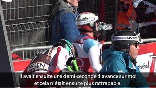 Wengen: Beat Feuz battu de 14 centièmes par l'Autrichien Vincent Kriechmayr
