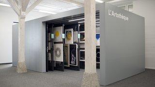 Sion: 1200 œuvres ont déjà été empruntées à l'artothèque