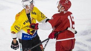 Hockey sur glace: Jérémie Kamerzin de retour à Fribourg-Gottéron