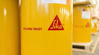 Chimie: le groupe Sika a dépassé pour la première fois les 7 milliards de francs de chiffre d'affaires
