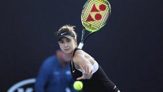 Tennis - Open d'Australie: Belinda Bencic remporte la première manche face à Yulia Putintseva