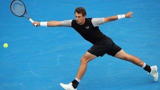 Tennis - Open d'Australie: Henri Laaksonen revient à 2-1 face à l'Australien Alex De Minaur, on suit le match en direct