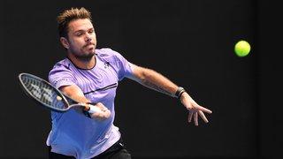 Tennis - Open d'Australie: Stan Wawrinka est mené 2 sets à 1 par Raonic
