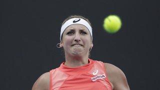 Tennis – Open d'Australie: Timea Bacsinszky en «night session» samedi contre Garbine Muguruza