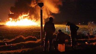 Mexique: le bilan de l'oléoduc explosé grimpe à 85 morts et 58 blessés