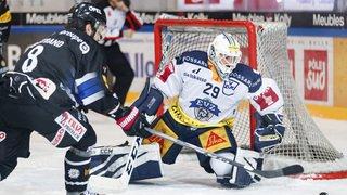 Hockey sur glace: les choses se compliquent sérieusement pour Fribourg dans la course aux play-off