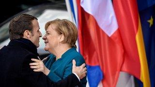Coopération: 56 ans après, Macron et Merkel signent un nouveau traité