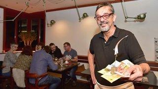 Saint-Maurice: au moment de payer l'addition au restaurant, le client verse ce qu'il veut