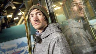 Yann Rausis, l'ingénieur physicien qui trace les faces enneigées du monde