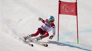 Ski-handicap: Théo Gmür est vice-champion du monde de géant.
