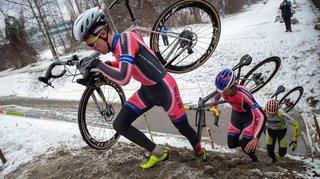 Cyclocross: l'apprentissage du cyclisme dans le terrain