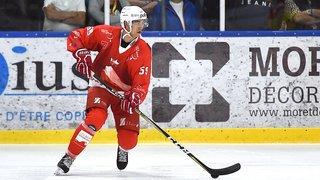 Hockey sur glace: le HCV Martigny se promène sur la patinoire de Sion face à Thoune, 9-0